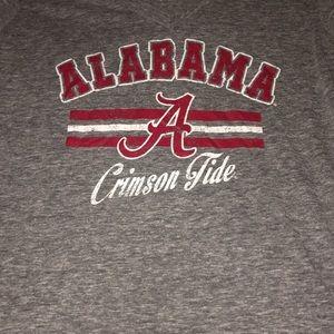 Alabama crimson tide t shirt.